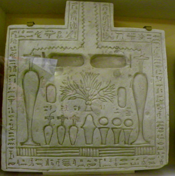 Ancient Egypt Priests Offering